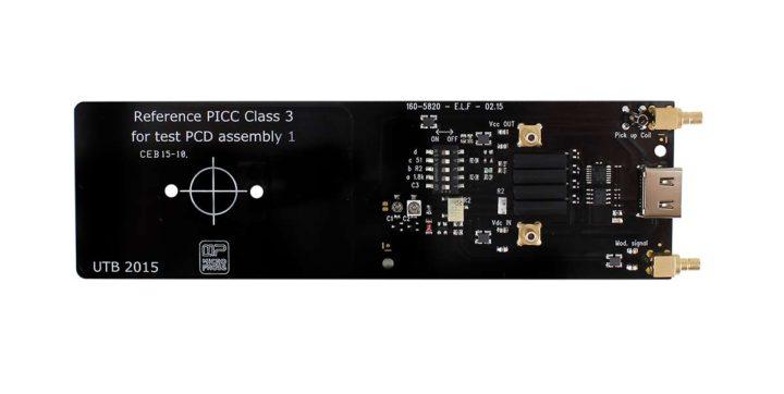 ISO 10373-6 CLASS 3 REF PICC