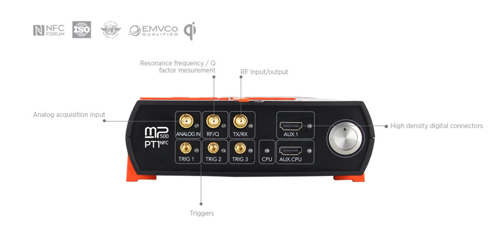 MP500 PT1-NFC