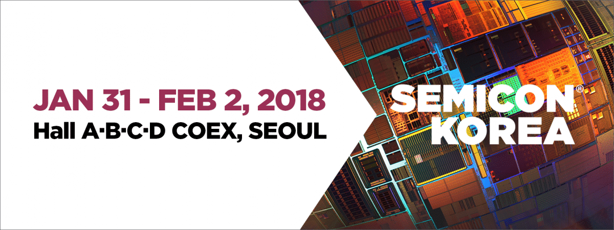 SEMICON – Korea | 31JAN-2FEB