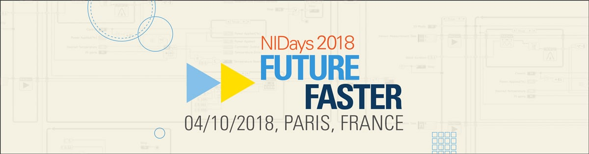 NIDays 2018 – Oct 04 – Paris FRANCE