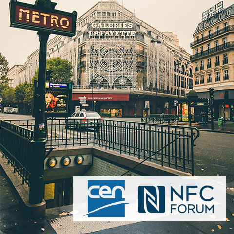 RATP Group dematerialized ticketing technology supported by NI