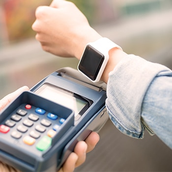 wearables payment EMV