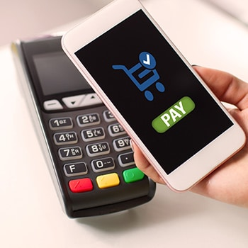 EMV payment with phone