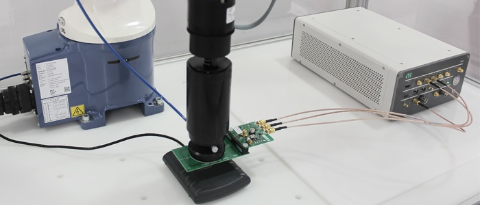 Contactless Test Station III