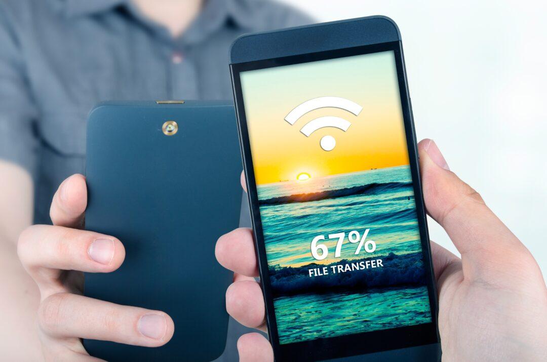 nfc transaction mobile phone